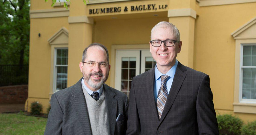 Daniel E. Blumberg and Peter F. Bagley