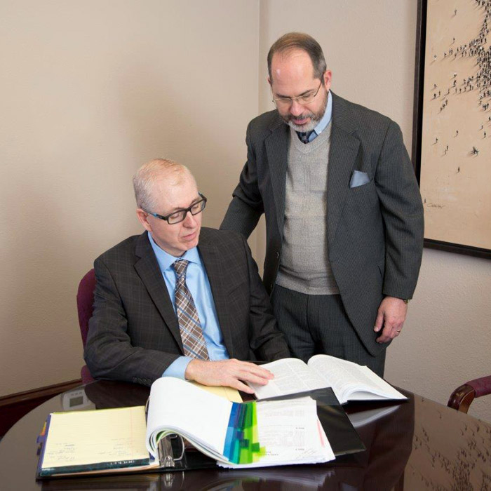 Peter F. Bagley and Daniel E. Blumberg